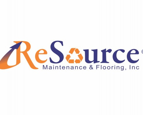 Portland Logo Design - Resource Flooring