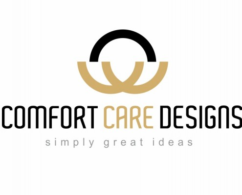 Portland Logo Design - Comfort Care