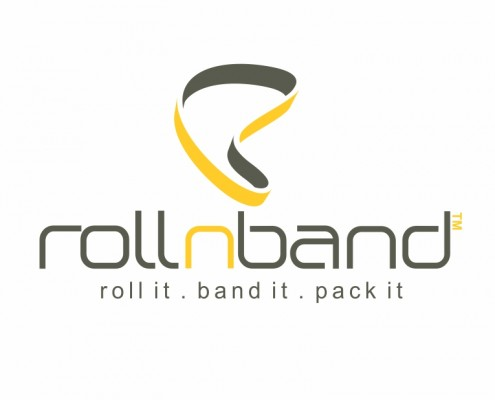 Portland Logo Design - roll n band