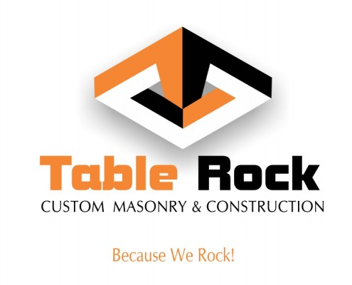 Portland Logo Design - table rock