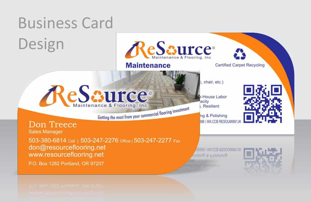 Business Cards and Brochure Printing Services GREAT Price!